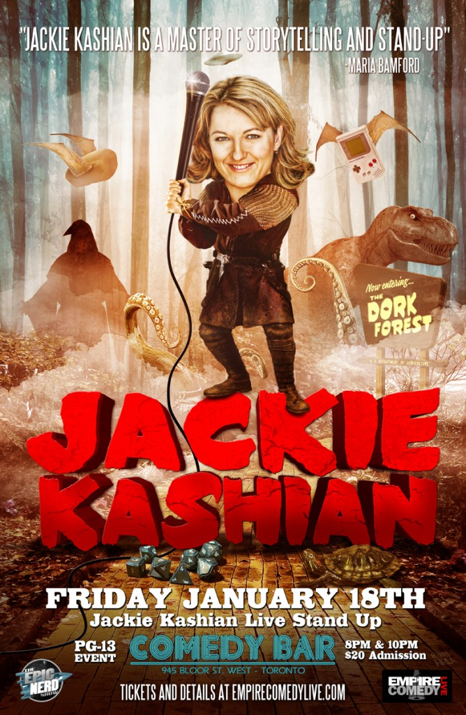 JackieKashian_Friday_poster
