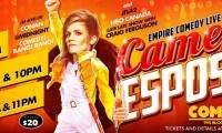 Cameron Esposito Nov 27-29 – 5 Shows!