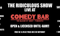 The Ridiculous Show – Oct 2 & 3