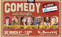 Comedy with Benefits – Coveted Canines – March 4